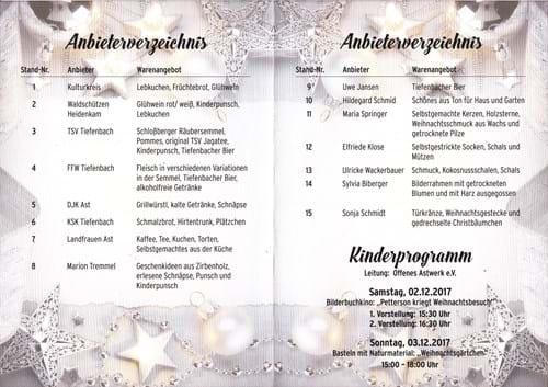 Niedlich Weihnachtsmarkt Getränke Zeitgenössisch - Innenarchitektur ...